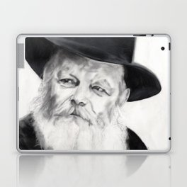 Lubavitcher Rebbe Laptop & iPad Skin