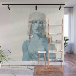Cold Wall Mural