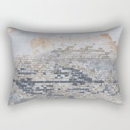 Old Bricks Rectangular Pillow