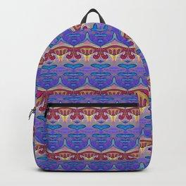 Soul Groove Rhythm Print Backpack