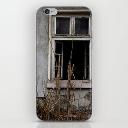 lost and found iPhone Skin