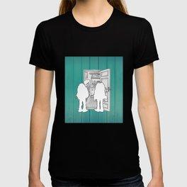 Tiny room T-shirt