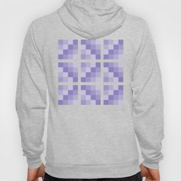 Four Shades of Lavender Square Hoody