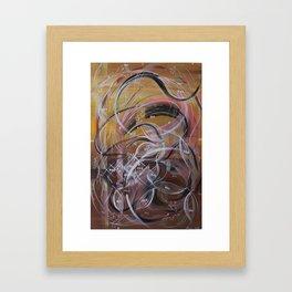 Pre-Metamorphosis Framed Art Print