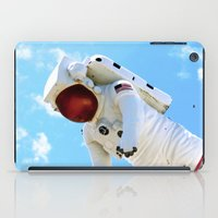 spaceman iPad Cases featuring Spaceman by Richwill Company