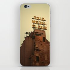 Gold Medal Flour iPhone & iPod Skin