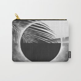 Solar Palm Three Carry-All Pouch
