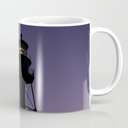 Sanibel Island Lighthouse Sunset Coffee Mug