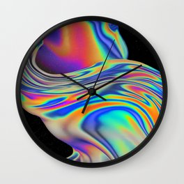 VISION OF DIVISION Wall Clock
