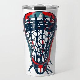 Lacrosse Vote Flow Travel Mug