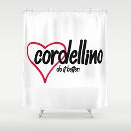 CORDELLINO Shower Curtain