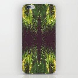 Enter The Jungle (1) iPhone Skin