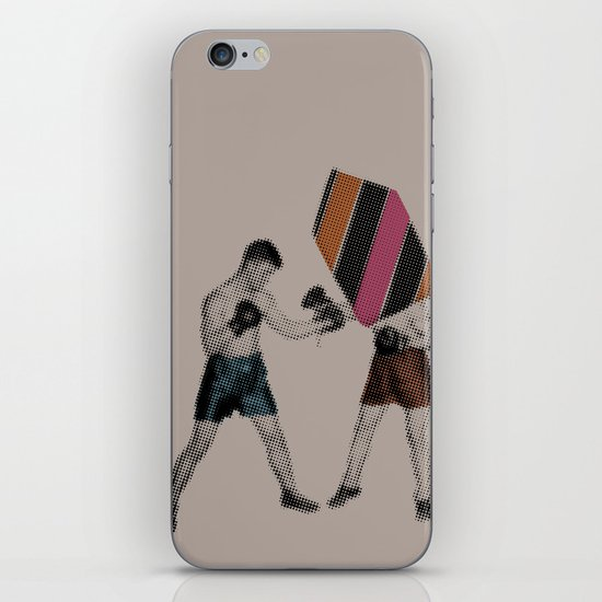 Mixed Martial Art iPhone & iPod Skin