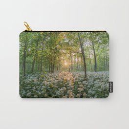 Bear's Garlic Forest Carry-All Pouch