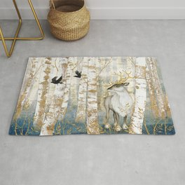 This way to Narnia Rug