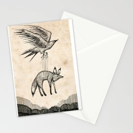 River Crossing Stationery Cards