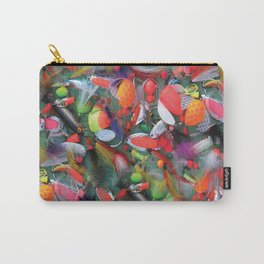 Alaskan Tackle Box by Crow Creek Coolture Carry-All Pouch