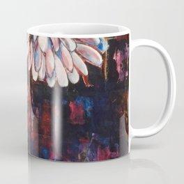 Just A White Bloom Coffee Mug