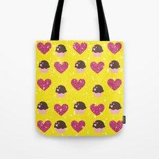 Hearts and cupcakes Tote Bag