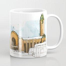 Helsinki Central Railway Station Coffee Mug