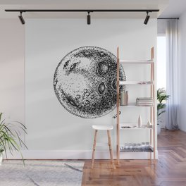 Moon for Rent Wall Mural
