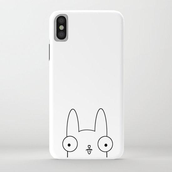 Pepe The Bunny Iphone Case By Monnarte