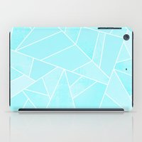 ice iPad Cases featuring Ice by Elisabeth Fredriksson