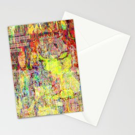 Infiltration III Stationery Cards