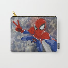 selfie on top Carry-All Pouch