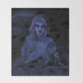 UNHOLY CHILD Throw Blanket