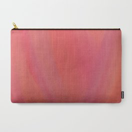 Pink On Fire Carry-All Pouch