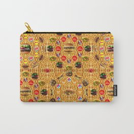 ALL YOU CAN EAT WALLPAPER 1 Carry-All Pouch