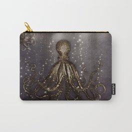 Octopus' lair - Old Photo Carry-All Pouch