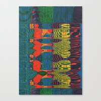 acid Canvas Prints featuring Acid by Rocovich