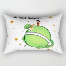 Le Petit Saiyan Rectangular Pillow