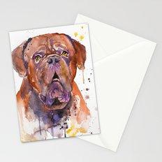 French Mastiff Stationery Cards