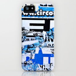 Ode to Denia, Spain (Exhibit G) iPhone Case
