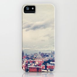 Baltimore iPhone Case