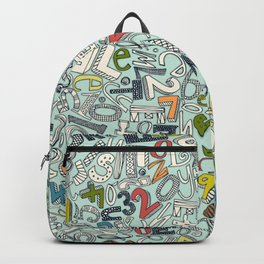 A1B2C3 ICE Backpack