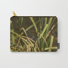 Dragonfly in the marsh Carry-All Pouch