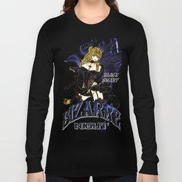 BLACK SWAN BURLESQUE NIGHT Long Sleeve T-shirt