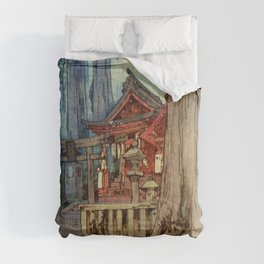 Yoshida Hiroshi - A Misty Day In Nikko - Digital Remastered Edition Comforters