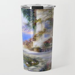Mediterranean Ruins Ultra HD Travel Mug
