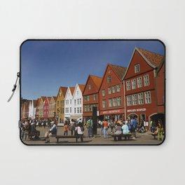 Bergen Bryggen Laptop Sleeve