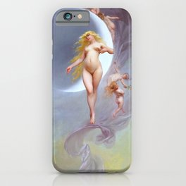 "Luis Ricardo Falero ""The Planet Venus"" iPhone Case"