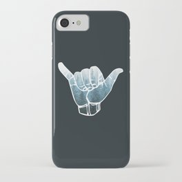 Misty Forest Hang Loose iPhone Case