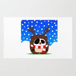 Panda Plopz (Reindeer) Rug