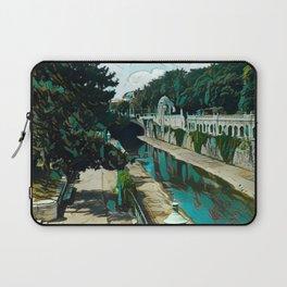 Stadtpark Laptop Sleeve