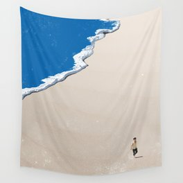 Beach 8 Wall Tapestry