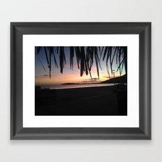St Maarten Framed Art Print